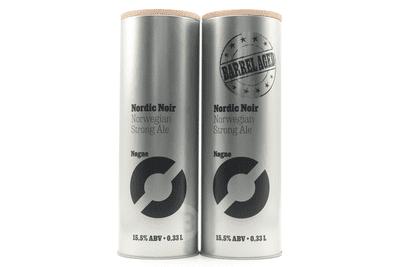Photo of Nordic Noir & Nordic Noir - Sherry Barrels