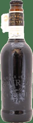 Photo of Goose Island Bourbon County Brand Stout (2020)