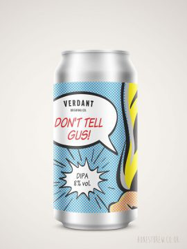 Photo of Don't Tell Gus DIPA