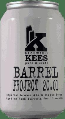 Photo of Barrel Project 20.01