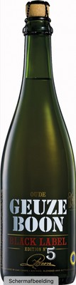 Photo of Boon Oude Geuze Black Label Edition N°5