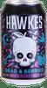 Hawkes Dead & Berried Can logo